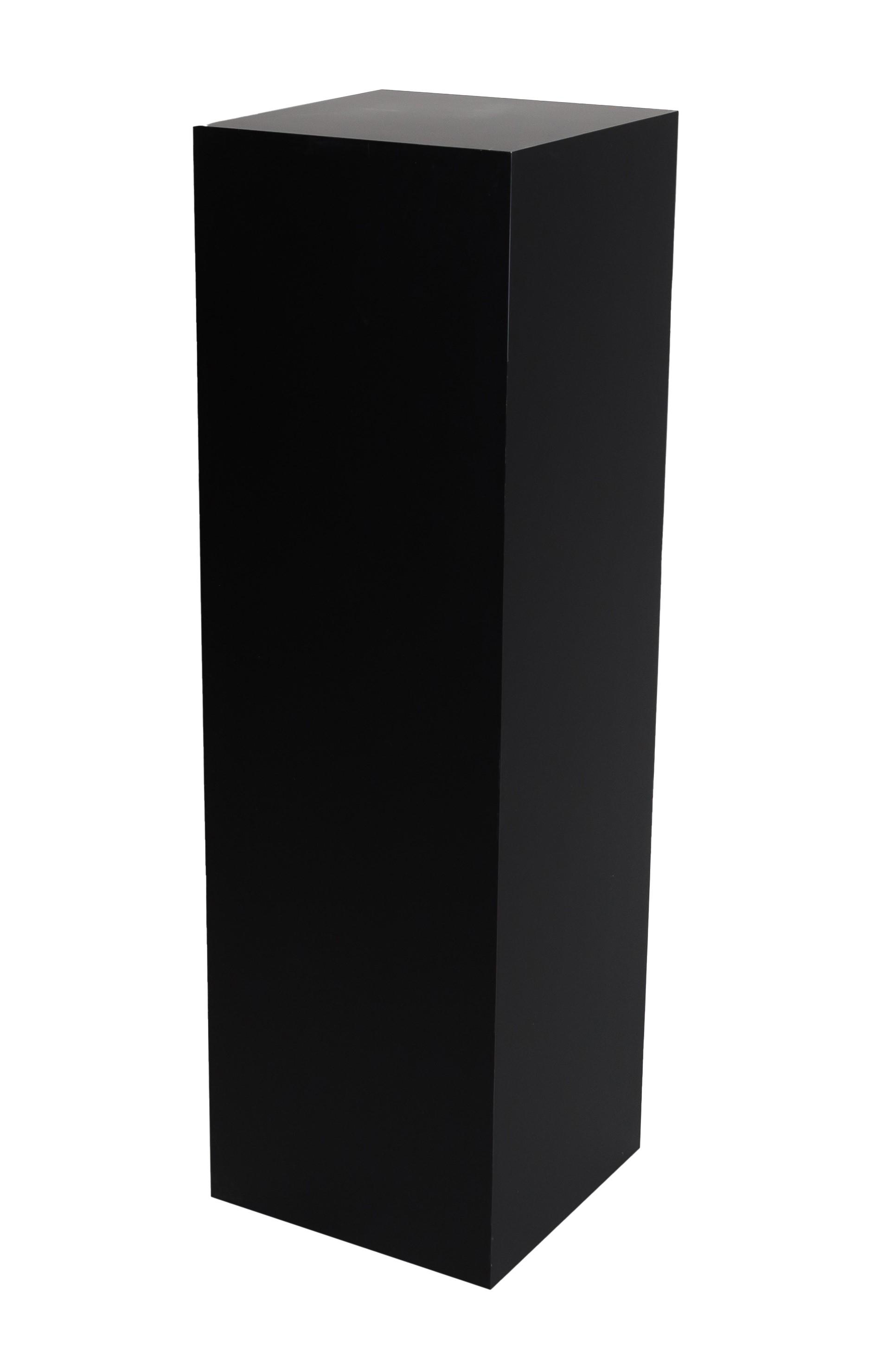 Solits pidestall svart matt