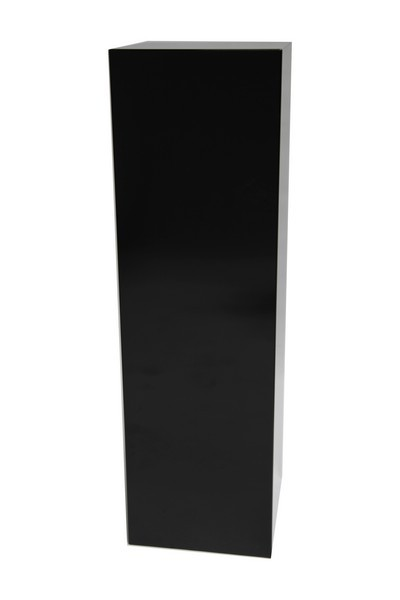 Solits pidestall svart høyglans