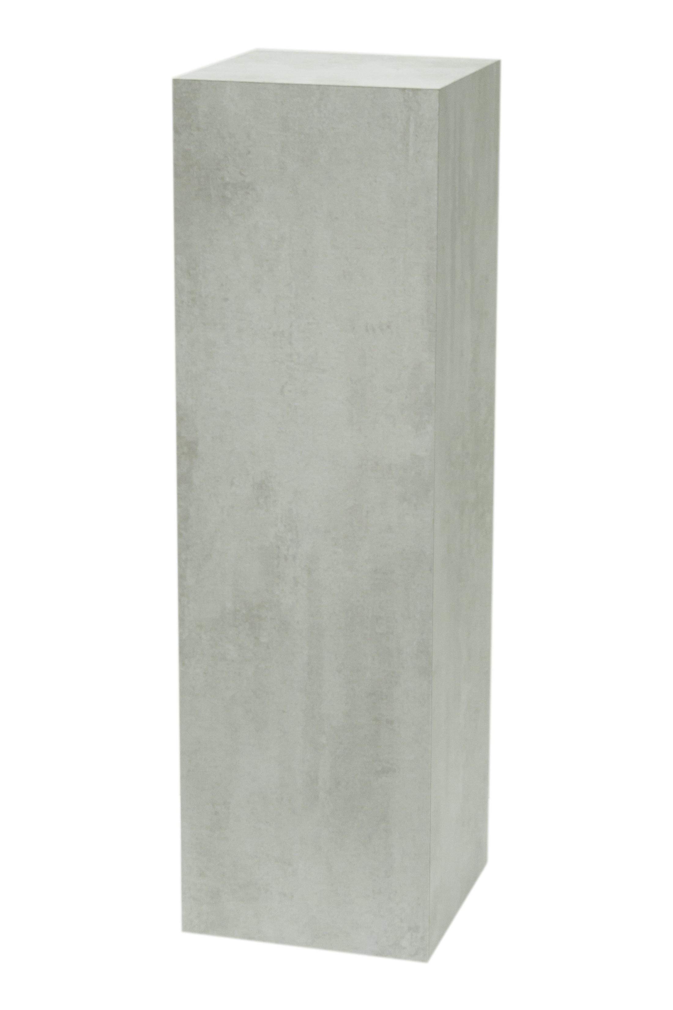 Solits pidestall betonglook